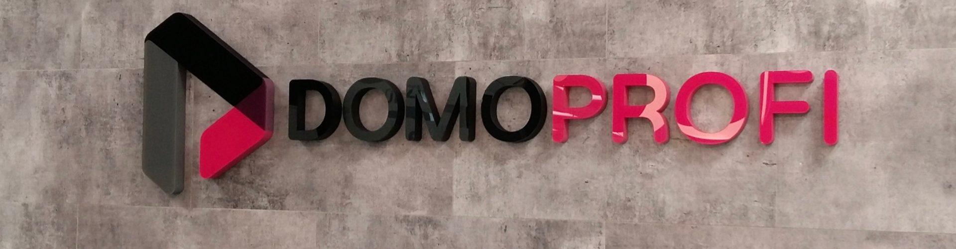 Znaki 3d Domoprofi
